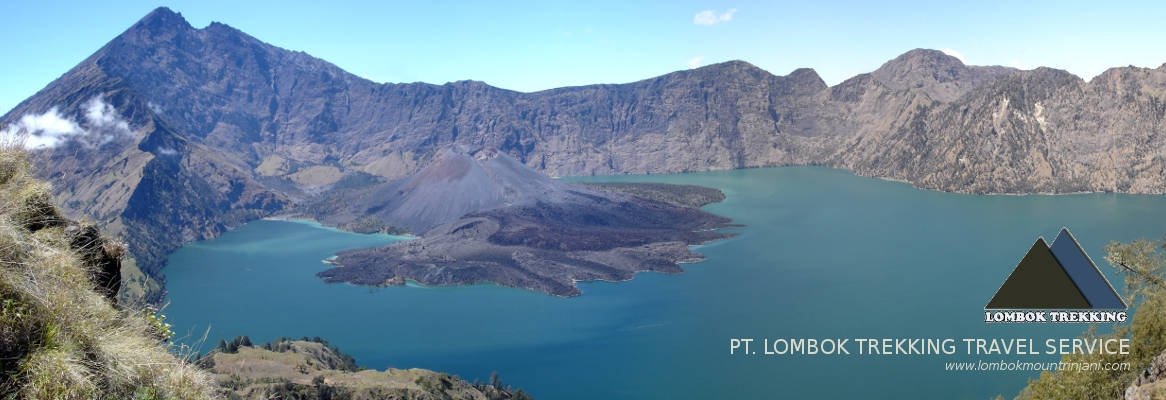 Mount Rinjani National Park Lombok Island